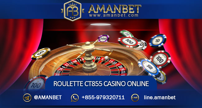 ROULETTE-CT855-CASINO-ONLINE